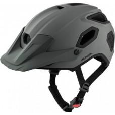 Helmet Alpina Comox - coffee-grey matt size 57-62cm