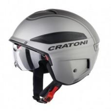 Helmet Cratoni Vigor (S-Pedelec) - size XL (60-61cm) asphalt matt