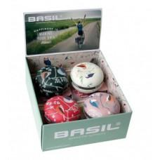 Ding-dong bell Basil Wanderlust - Ø 80mm 1 box w.4 pcs.