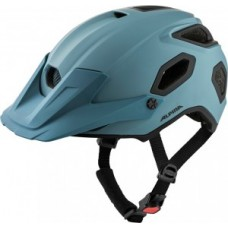 Helmet Alpina Comox - dirt-blue matt size 52-57cm