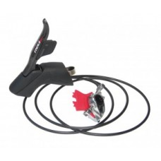 Shift brake lever HRD Sram Red-eTap 11s - jobb, hidr.disc br.rear 1800mm DM