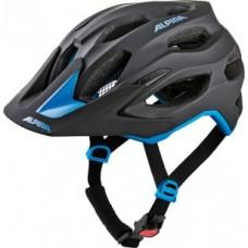 Helmet Alpina Carapax 2.0 - black/blue size 52-57cm