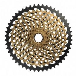 Cassette gear ring Sram XG-1299 gold - 12-f.10-12-14-16-18-21-24-28-32-36-42-50