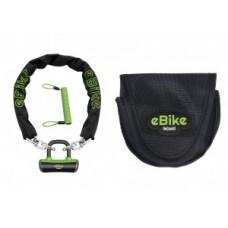 Chain lock Onguard Mastiff eBike - 8019E 110cm x 10mm security level 80