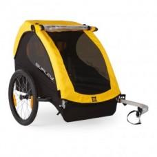 Kids trailer Burley Bee - Yellow