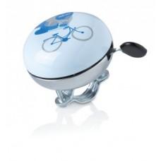 XLC bicycle bell Mingun DD-M09 - ballon Ø 83 mm