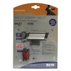 LED-Batterylight set IXON Core/Ixxi -