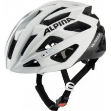 Helmet Alpina Valparola - white/black size 58-63cm