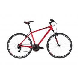"""KELLYS Cliff 10 cross kerékpár   2020   28"""" - L (53 cm) - piros"""