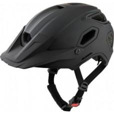 Helmet Alpina Comox - black matt size 52-57cm