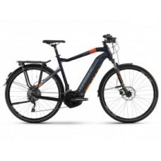 """HAIBIKE SDURO Trekking 5.0 i500 Wh férfi elektromos kerékpár   2020   28"""" - XXL (64 cm) - kék"""