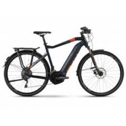 SDURO Trekking 5.0 men i500Wh 20 s. XT - 20 HB YSTM blue/orange/titan size XXL