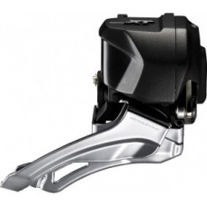 Front derai. ShimanoDeoreXT Di2DownSwing - FD-M8070 66-69 °, fekete 2x11 sebességgel