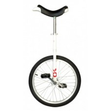 "Unicycle OnlyOne 20"" white - 19790 w. alumínium felni"