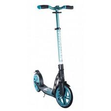 Scooter Six Degrees aluminium TS - blue/black 230mm & 205mm