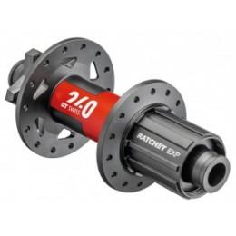 RW hub DT Swiss 240 EXP MTB disc brake - 157/12 TA Boost+ 32 h. IS 6-bolt Shim.12