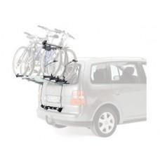 Rear rack f. vans and estate cars silver - Thule BackPac 973 2 kerékpárhoz