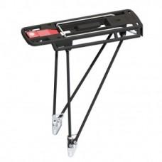 """Carrier Pletscher Dual 26""""/28"""" - fekete, az Easy-Fix & Klickfix esetében"""