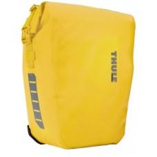Bike bag Thule Shield Pannier (Paar - yellow large 25l