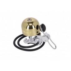 XLC mini bell Retro DD-M26 - brass