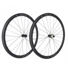 "XLC carbon wheel set disc WS-C37 - 28""  24-622 black disc"