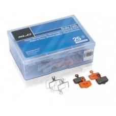 XLC disc brake pads  Avid  Elixir/XX - bolt doboz, 25 készlet, RRP készletenként