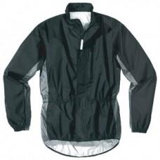 """Rain jacket """"Rain Guard"""" - fekete / dolomit vízálló XL méret"""