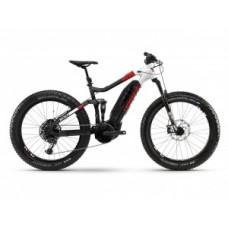 XDURO FullFatSix 10.0 500Wh 12G GX Eagle - 20 HB YX2S black/silver/red matt size M