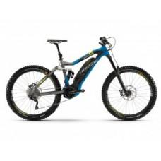 XDURO NDURO 9.0 500Wh 11-Sp XT - 18 HB YXC titán / kék / fekete matt sz XL