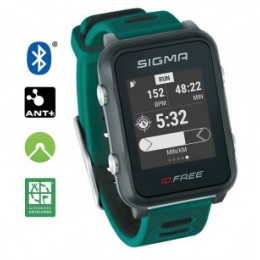 Sport watch Sigma ID Free - green