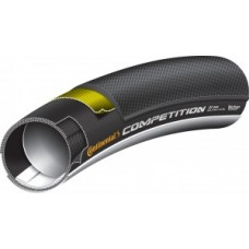 "Tubular Tyre Conti Competition - 28 ""x22mm (27x1"") fekete / fekete Bőr"