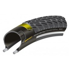 "Tyre Conti Top Contact Winter II Pr.fb - 27,5x2,00 ""50-584 fekete bőr reflex"