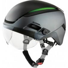 Helmet Alpina Altona M - charcoal-anthracite matt size 57-62cm