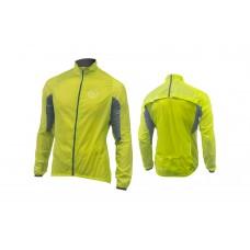 Kabát KELLYS WINDPACK zöld - M