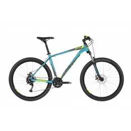 """KELLYS Spider 10 MTB kerékpár   2019   27.5"""" - S (42 cm) - türkiz"""