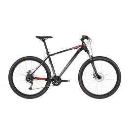 """KELLYS Spider 10 MTB kerékpár   2019   27.5"""" - XS (37 cm) - fekete"""