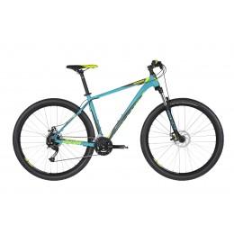 """KELLYS Spider 10 MTB kerékpár   2019   29"""" - S (43 cm) - türkiz"""