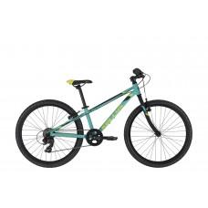 """KELLYS Kiter 30 gyermek kerékpár   2020   24"""" - 28 cm - türkiz"""