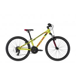 """KELLYS Kiter 50 gyermek kerékpár   2020   24"""" - 28 cm - neon sárga"""