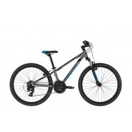 """KELLYS Kiter 50 gyermek kerékpár   2020   24"""" - 28 cm - titán kék"""