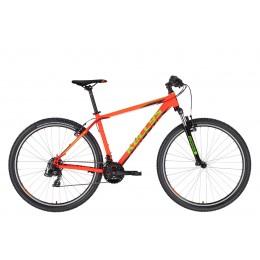 """KELLYS Madman 10 MTB kerékpár   2020   26"""" - XS (39 cm) - neon narancs"""