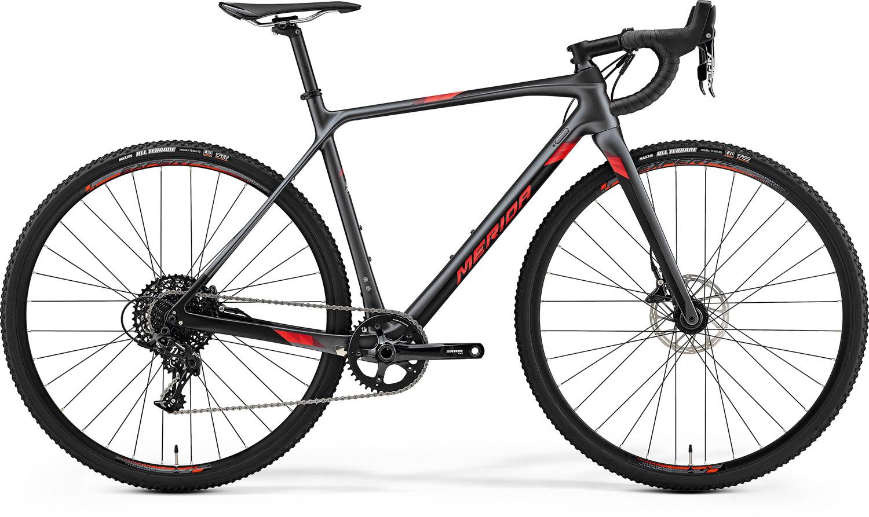"""MERIDA MISSION CX 5000 cross kerékpár   2019   28"""" - S (50 cm) - ezüst"""