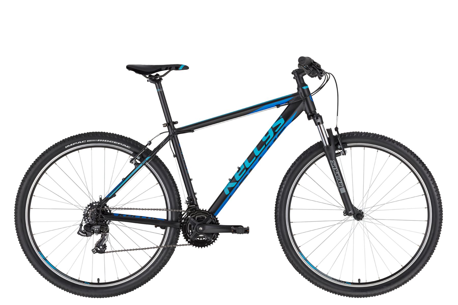 """KELLYS Madman 10 MTB kerékpár   2020   27.5"""" - M (49 cm) - fekete"""